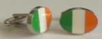 Ireland Country Flag Cufflinks
